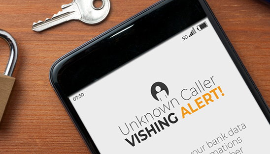 Image for Vishing - Phone Call Attacks and Scams