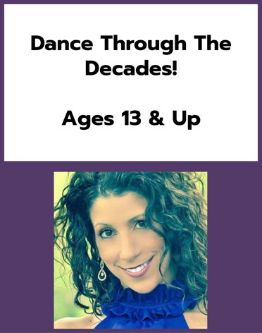 Image for Dance Through The Decades!