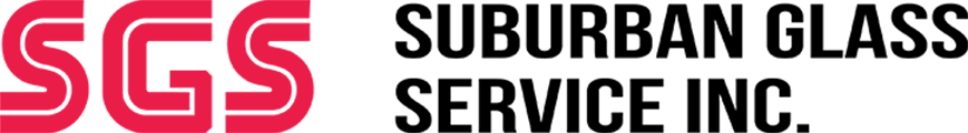 Suburban Glass Logo