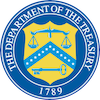 Logo for U.S. Department of the Treasury