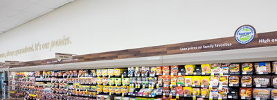 Grocery Category Directory