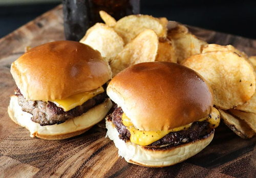 Lucy Burger Sliders