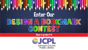 Image for Enter the Design a Bookmark Contest