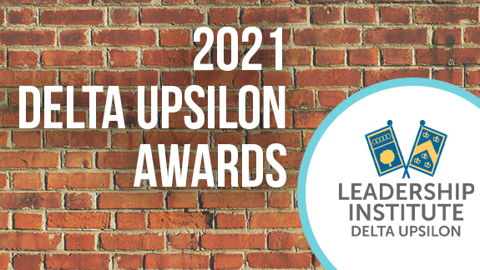 2021 Award Applications Open