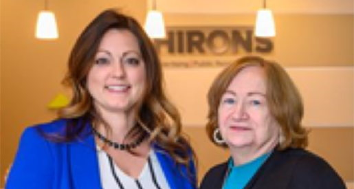 Image for Hirons Hires New Senior Vice President