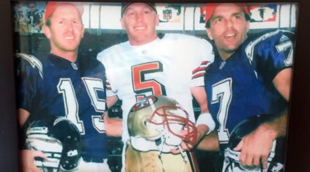 "Image for 3RD AND LONG with Dave Dickenson ""Flutie and Brees"""