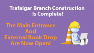 Image for Trafalgar Branch Main Entrance Open