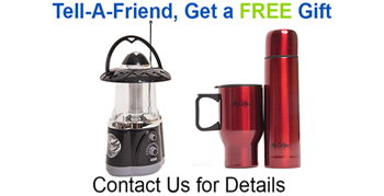 Image for Tell A Friend Get A Free Gift