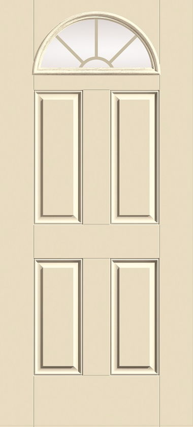 THERMA TRU SUNBURST EXTERIOR DOOR