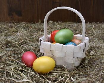 Scrambled Eggs – Easter Egg Hunt for Adults