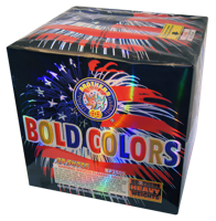 Image for Bold Colors 20 ShotS