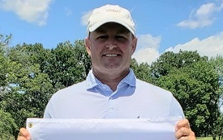 Image for Eagle on Final Hole Gives Brown First Senior Victory at MPGA Senior Public Links
