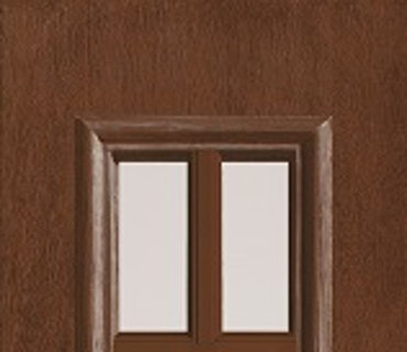 SIX LIGHT WOOD GRAIN SIDELIGHT