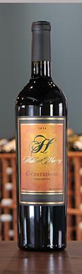 Huber's Winery Cabernet Franc