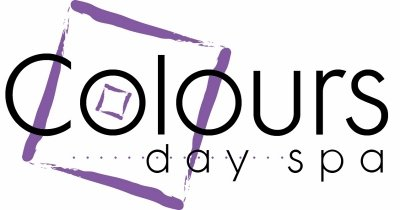 Logo for Colours Day Spa