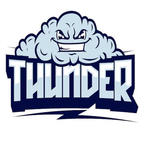 Logo for Thunder