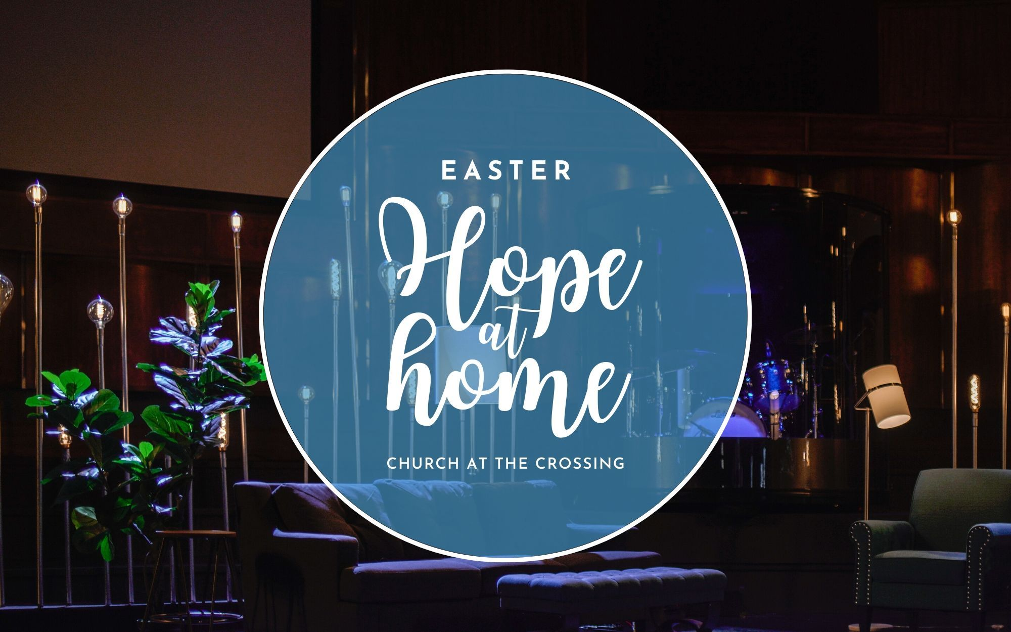 Image for Easter: Hope at Home