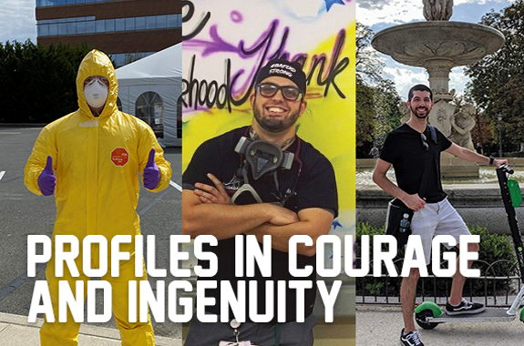 Image for Profiles In Courage And Ingenuity