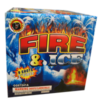 Image of Fire & Ice 9 Shot 3""
