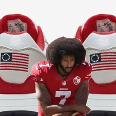 Image for Happy Fourth of July: Nike Nixes American Flag