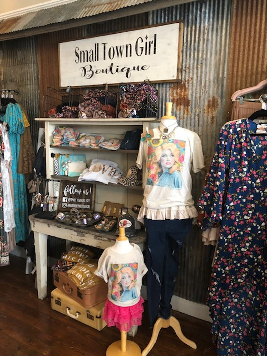Small Town Girl Boutique