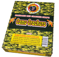 Image for Camo Fuseless Crackers