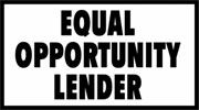 Logo for Equal Opportunity Lender