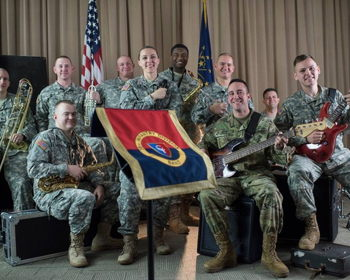 38th Infantry Division Band Concert