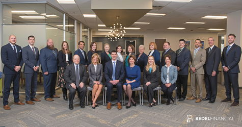 Image for Bedel Financial named among the largest financial planning firms by the Indianapolis Business Journal