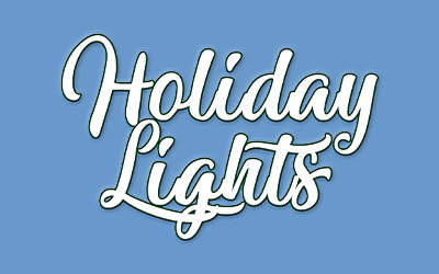 Logo for HOLIDAY LIGHTS: A Celebration of the season