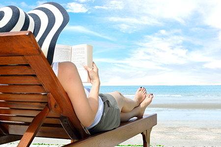 image for Beach Reads to Breeze Through This Summer