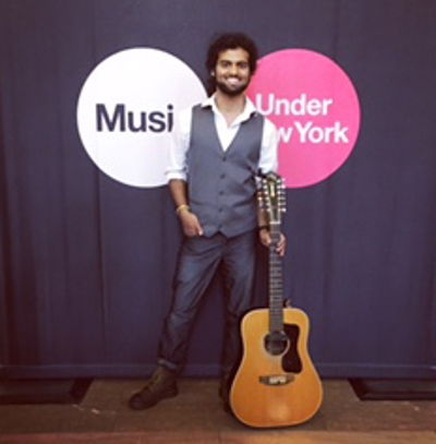 Anil Salem: Musician, Philanthropist and Student