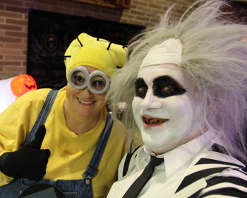 Greater Greenwood Community Band Halloween Concert