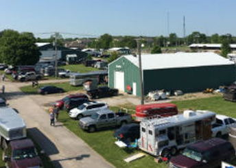 Johnson County Fairgrounds camping
