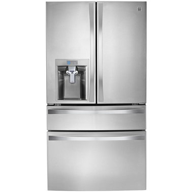 KENMORE 29.9 CU. FT. REFRIGERATOR- STAINLESS