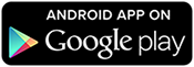 Logo for the Android store