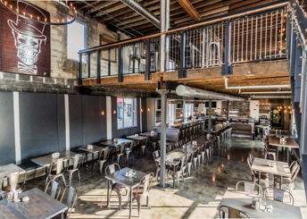 Taxman Brewing Company event space