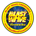 Logo for Blast Wave