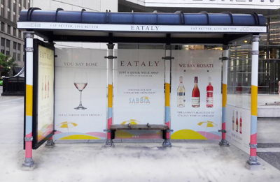 Promotion Strategies for Retailers Bus Shelter
