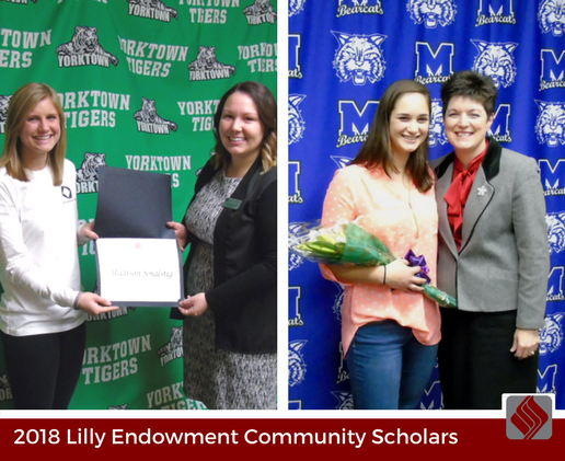 Picture for 2018 Lilly Endowment Community Scholars Named