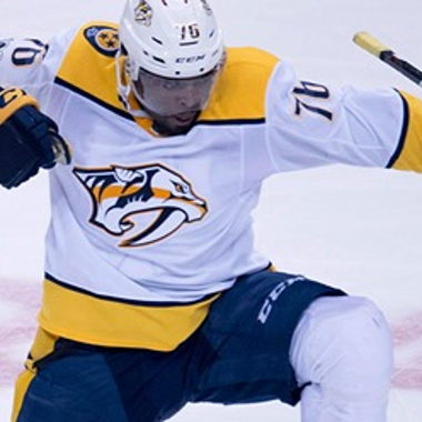 Image for Predators trade defenceman P.K. Subban to Devils