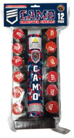 Image for Camo Canister 12 Shells