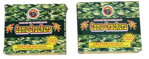 Image of Camo Fuseless Crackers