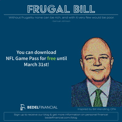 Image for Frugal Bill - NFL
