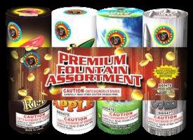 Image of Premium Fountain Asst