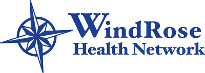 Logo for WindRose Health Network