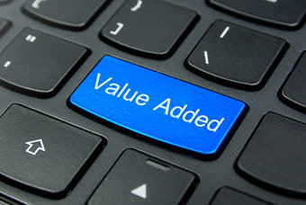 Image for Adding Value