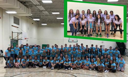 Yorktown High School Student Mentors and Ambassadors