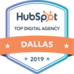Logo of Hubspot Dallas Partner