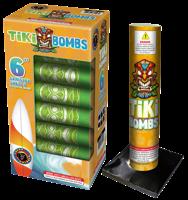 "Image of Tiki Bomb 6 Shells 6"""